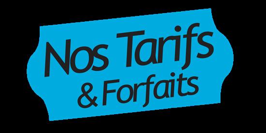Nos conditions d'adhésion et tarifs